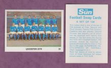 Leicester City Team 31